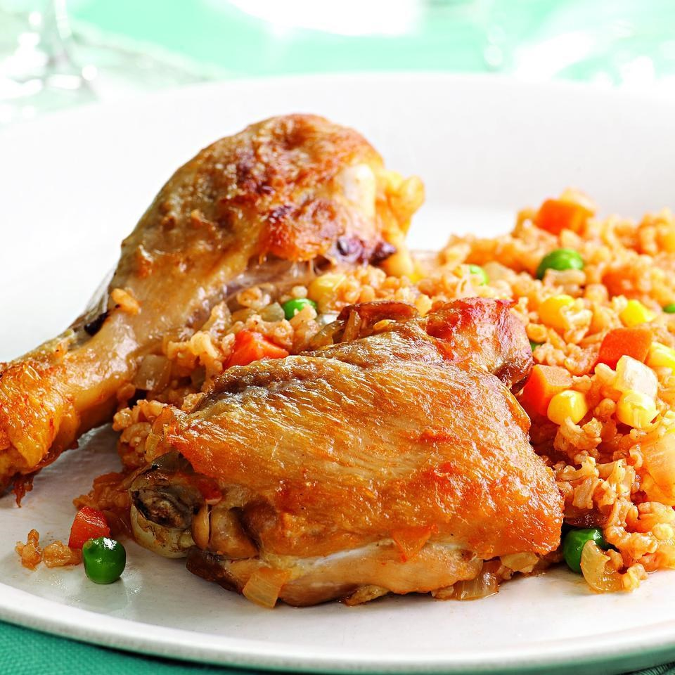 Arroz con Pollo Recipe - EatingWell
