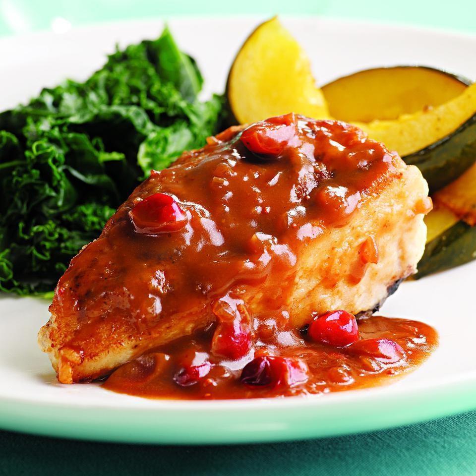 Hoisin & Cranberry Roasted Chicken