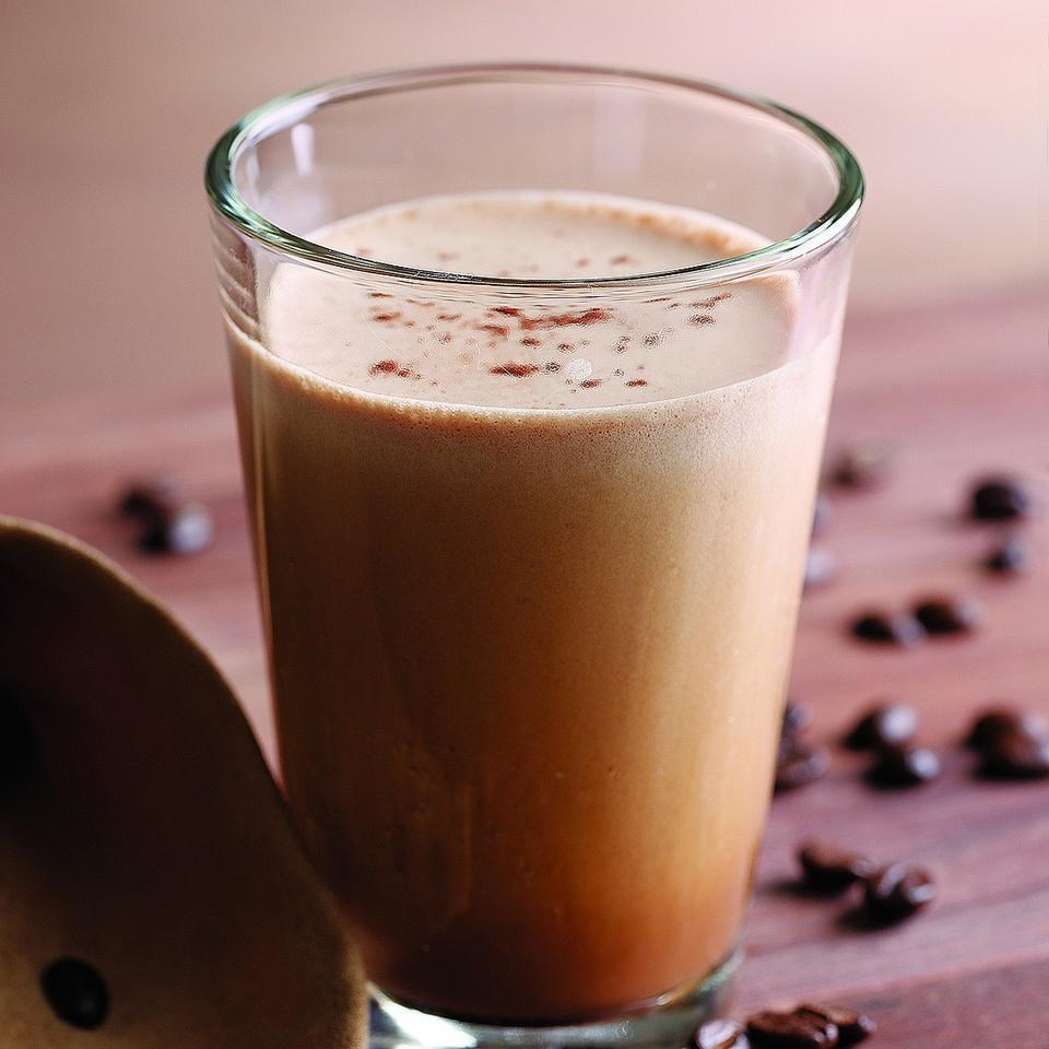 EatingWell Frozen Mochaccino Recipe - EatingWell