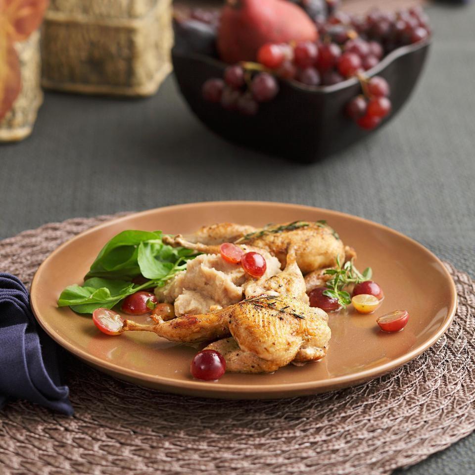 Savory Chestnut Puree Recipe