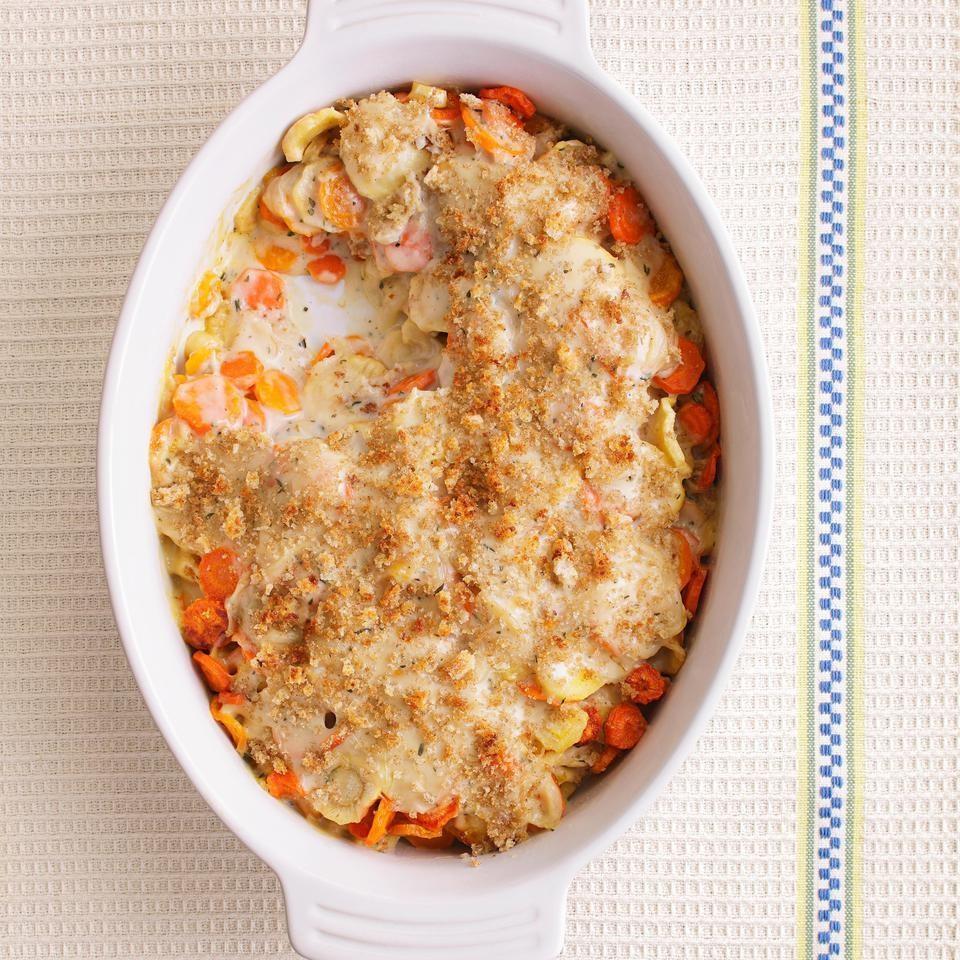 Carrot-Parsnip Gratin