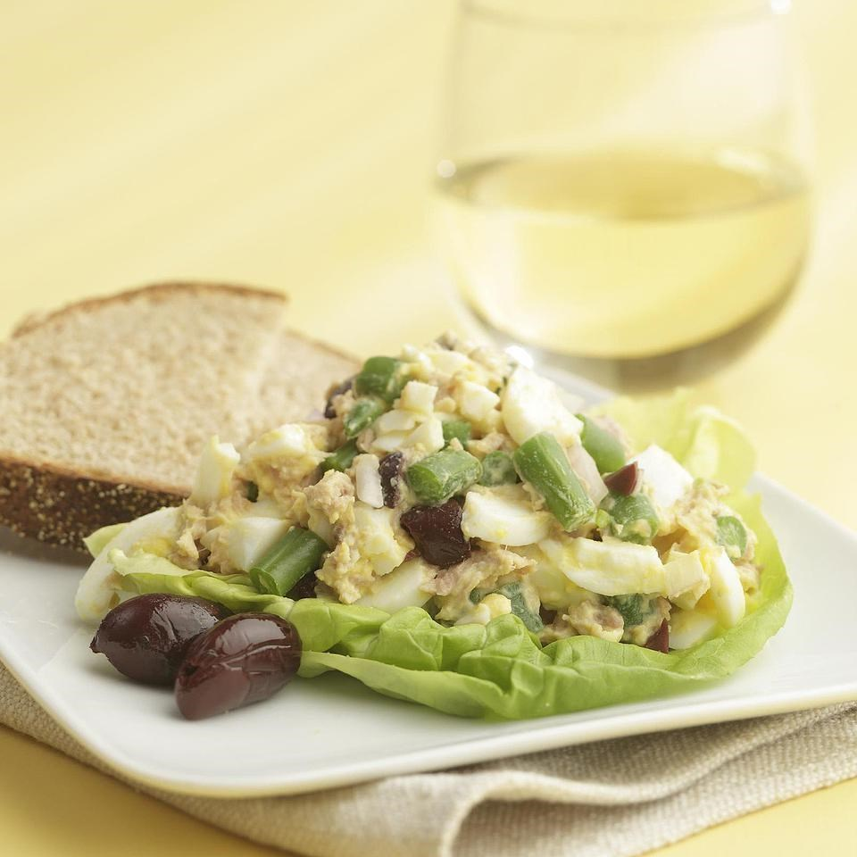 Nicoise Egg Salad