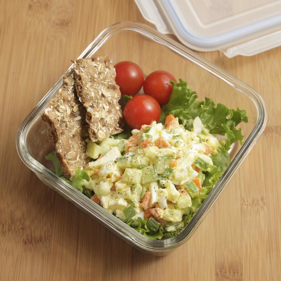 Veggie egg salad recipe eatingwell veggie egg salad forumfinder Choice Image