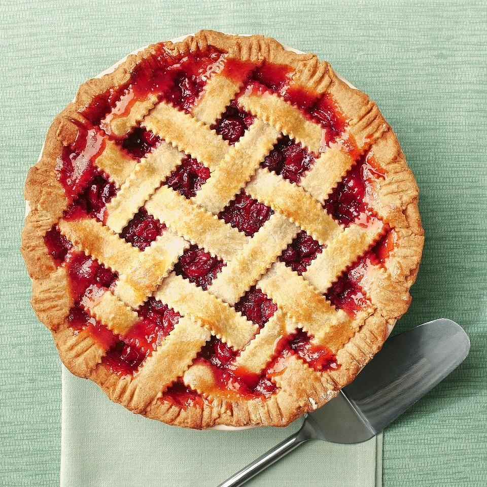 honey sweetened cherry pie recipe eatingwell