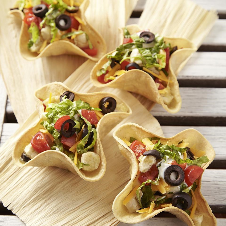 Chicken taco bowls recipe eatingwell chicken taco bowls forumfinder Choice Image