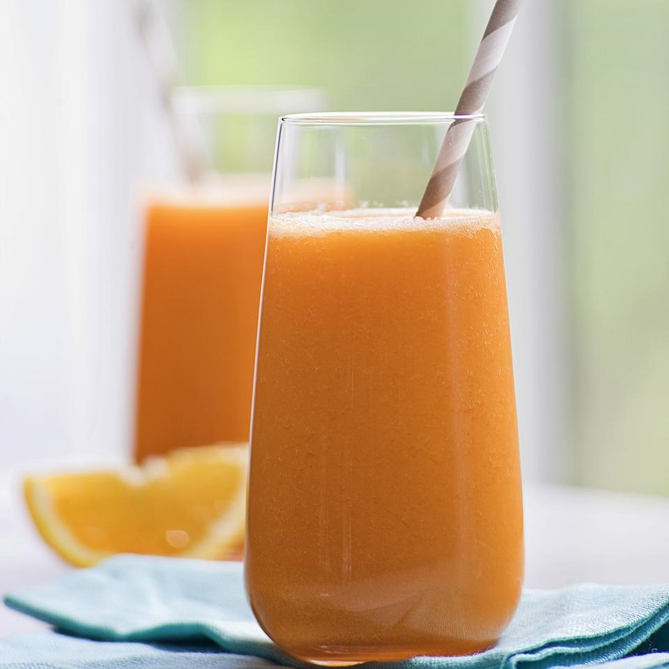 Carrot-Orange Juice Recipe - EatingWell