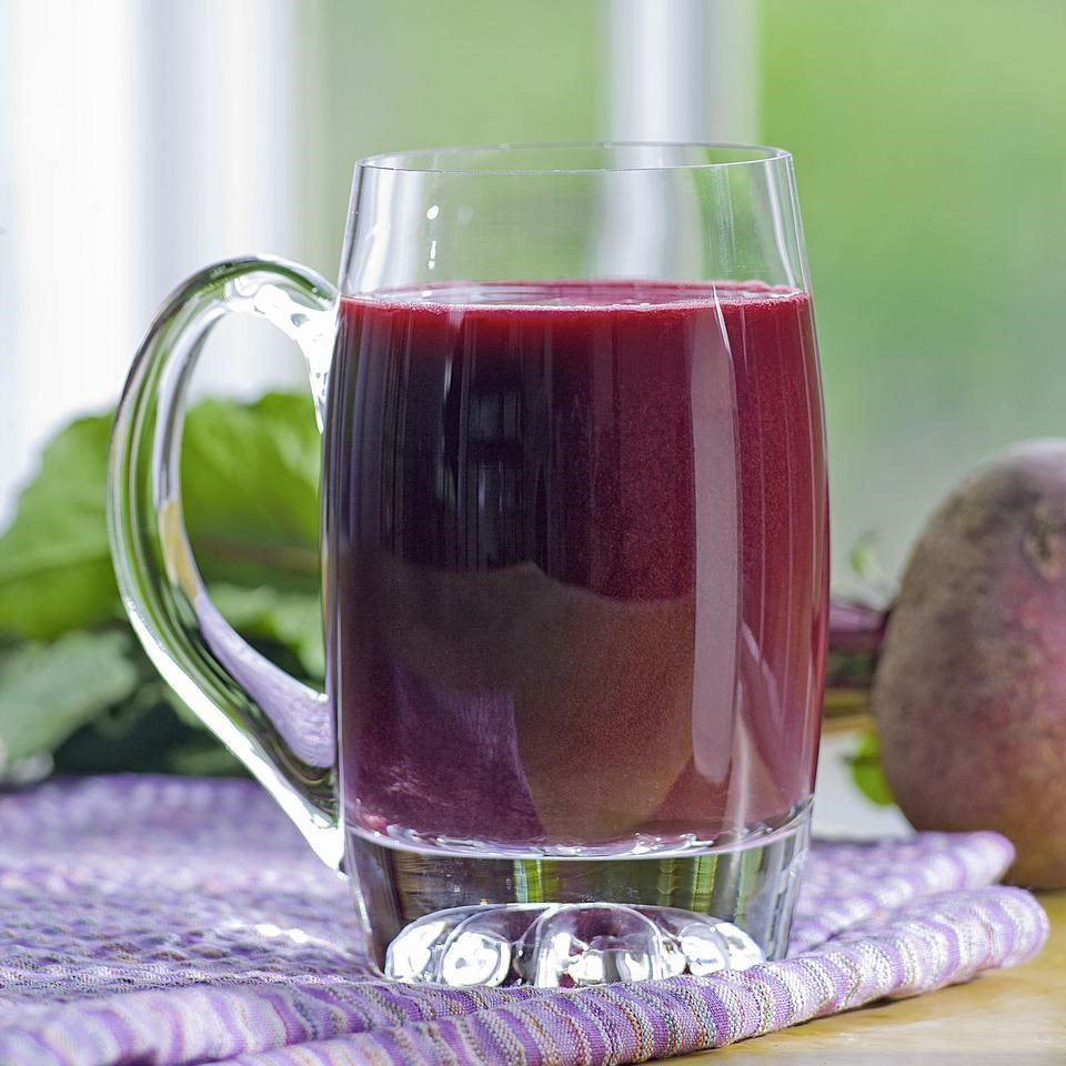 Day 6: Ginger-Beet Juice