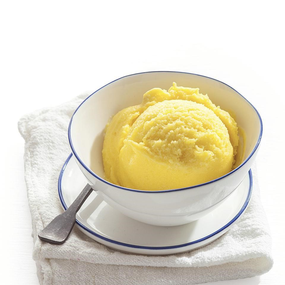 Instant Mango Frozen Yogurt