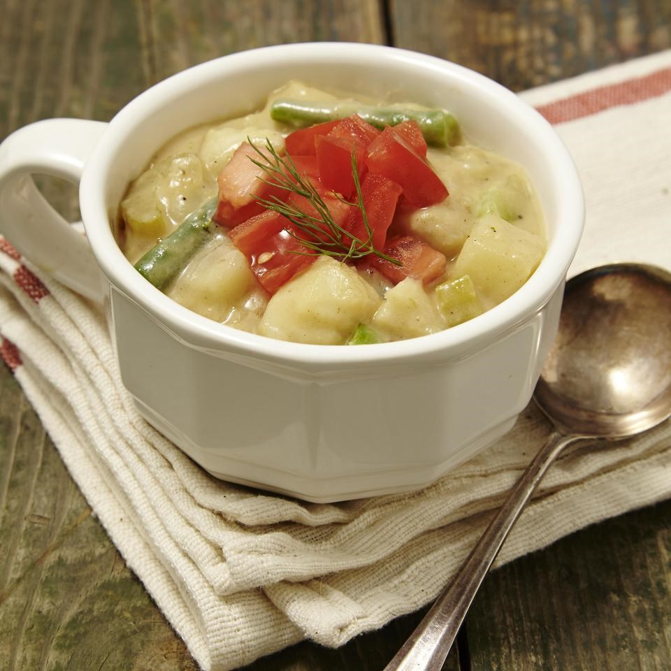 Alaskan cod chowder recipe for Fish soup recipe cod