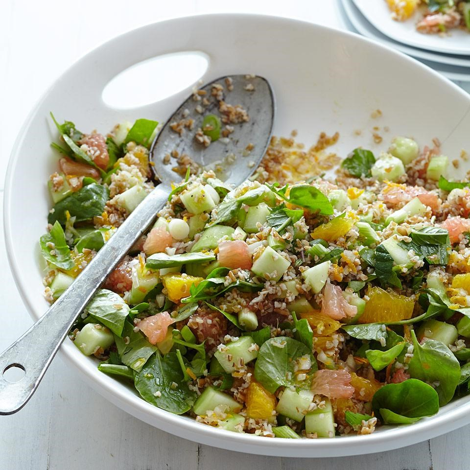 Watercress & Citrus Tabbouleh