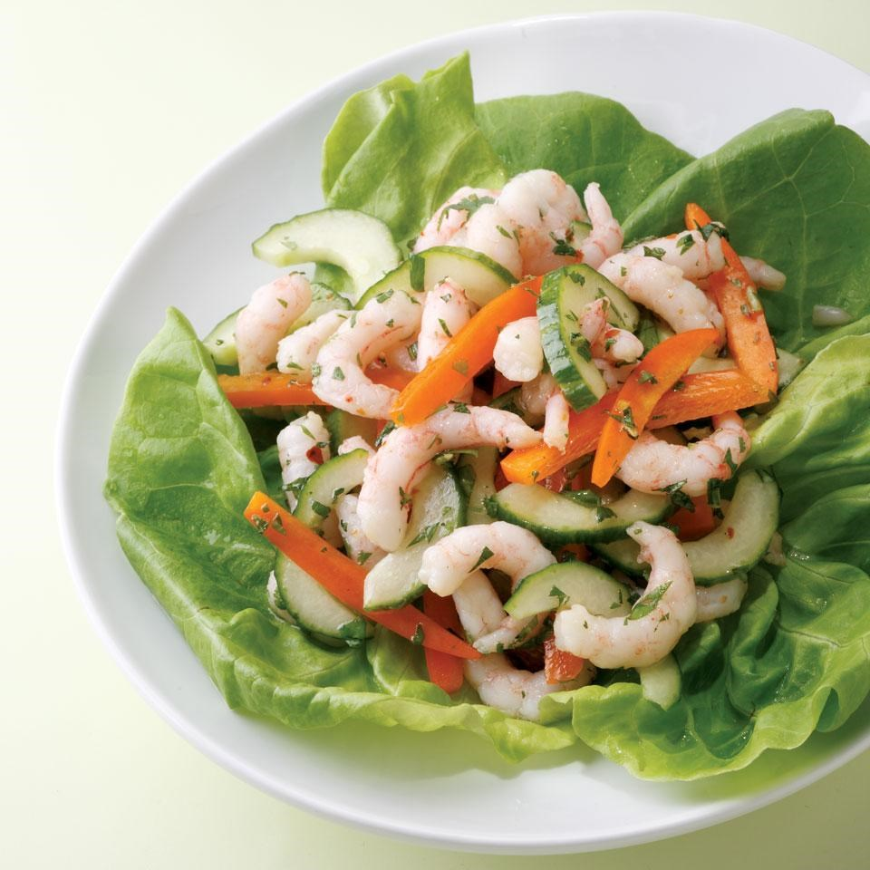 Spicy Thai Shrimp Salad Recipe - EatingWell