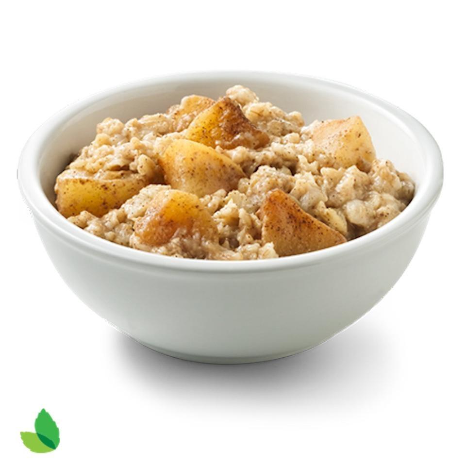 Apple Cinnamon Slow-Cooker Oatmeal