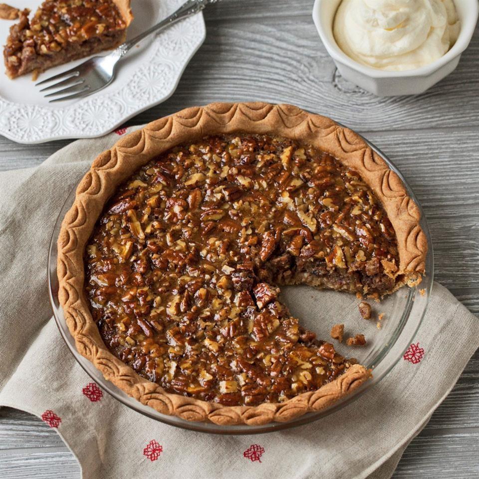 3 Secrets to Perfect Pecan Pie
