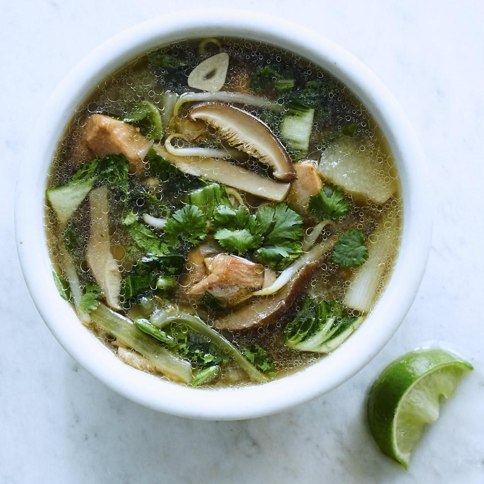 Hearty Asian-Inspired Soup