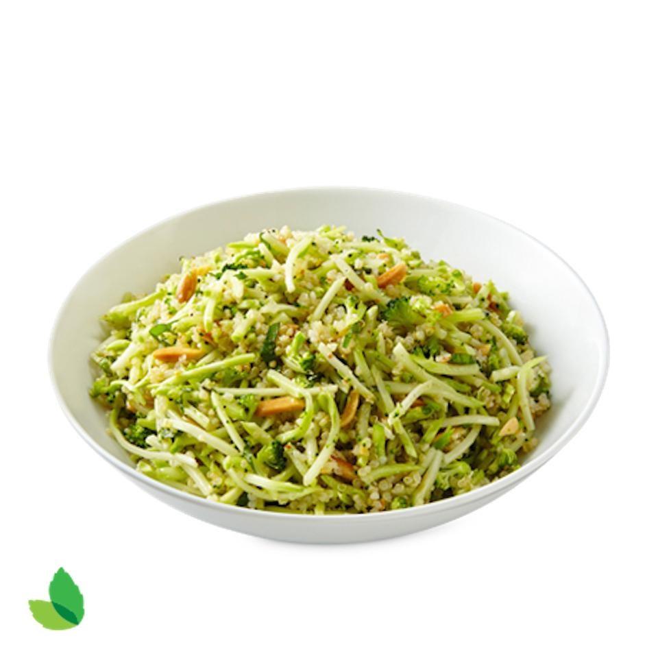 Quinoa Broccoli Slaw Recipe with Truvia® Nectar