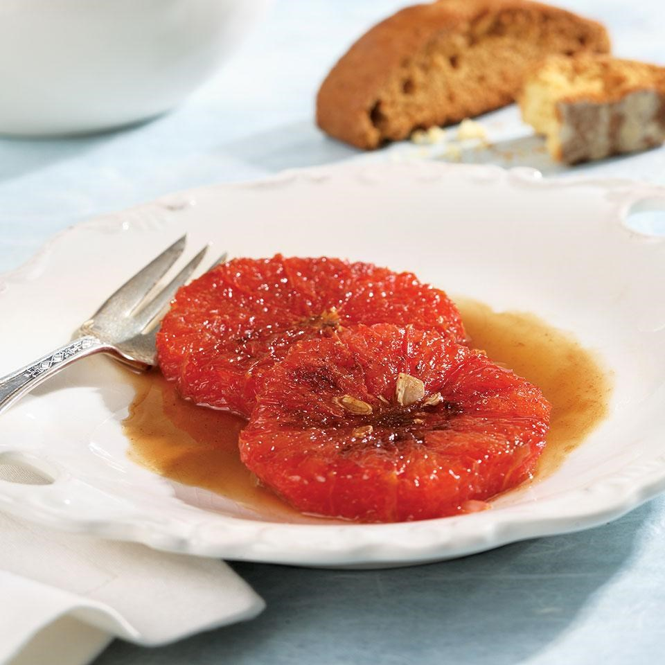 Grapefruit Brulee Recipe - EatingWell