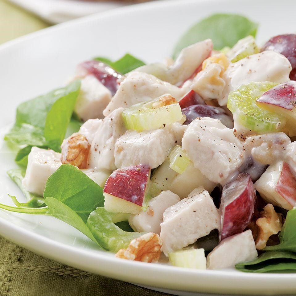 Chicken Waldorf Salad Recipe - EatingWell