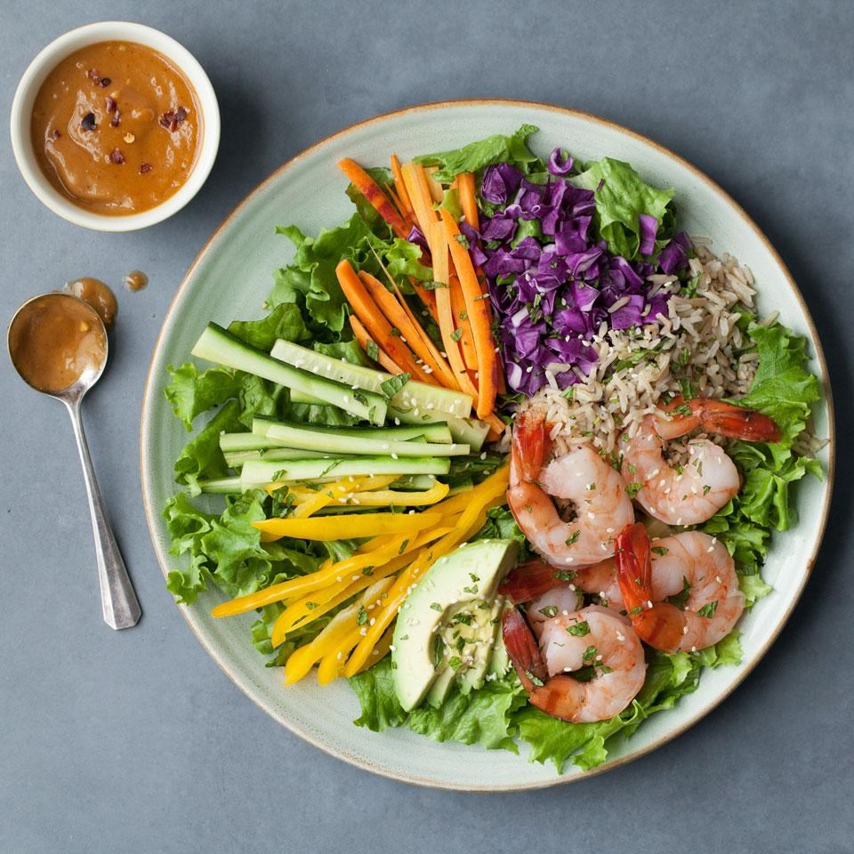 31 Healthy Salad Recipes to Eat this Month
