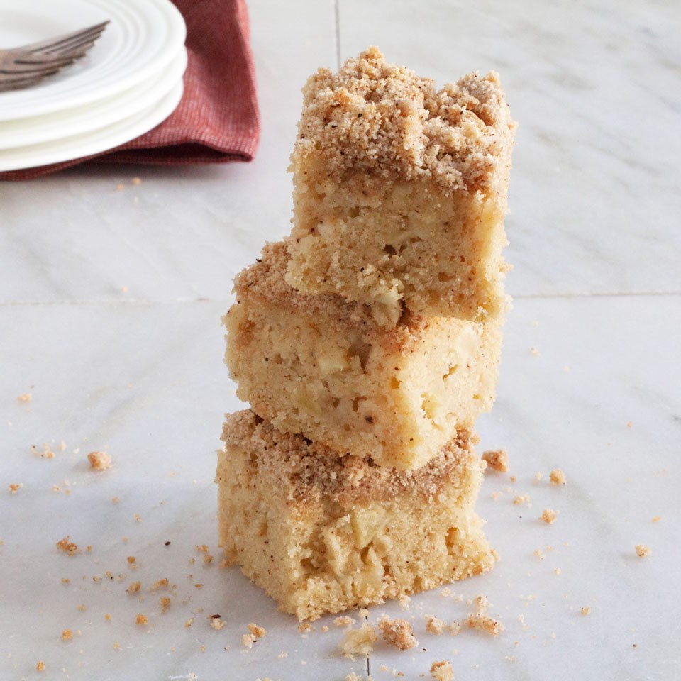 GlutenFree Crumb Cake Recipe EatingWell