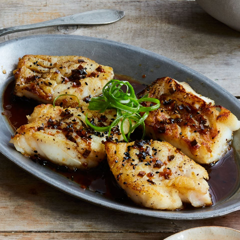 recipe: cod fillet recipes healthy [35]