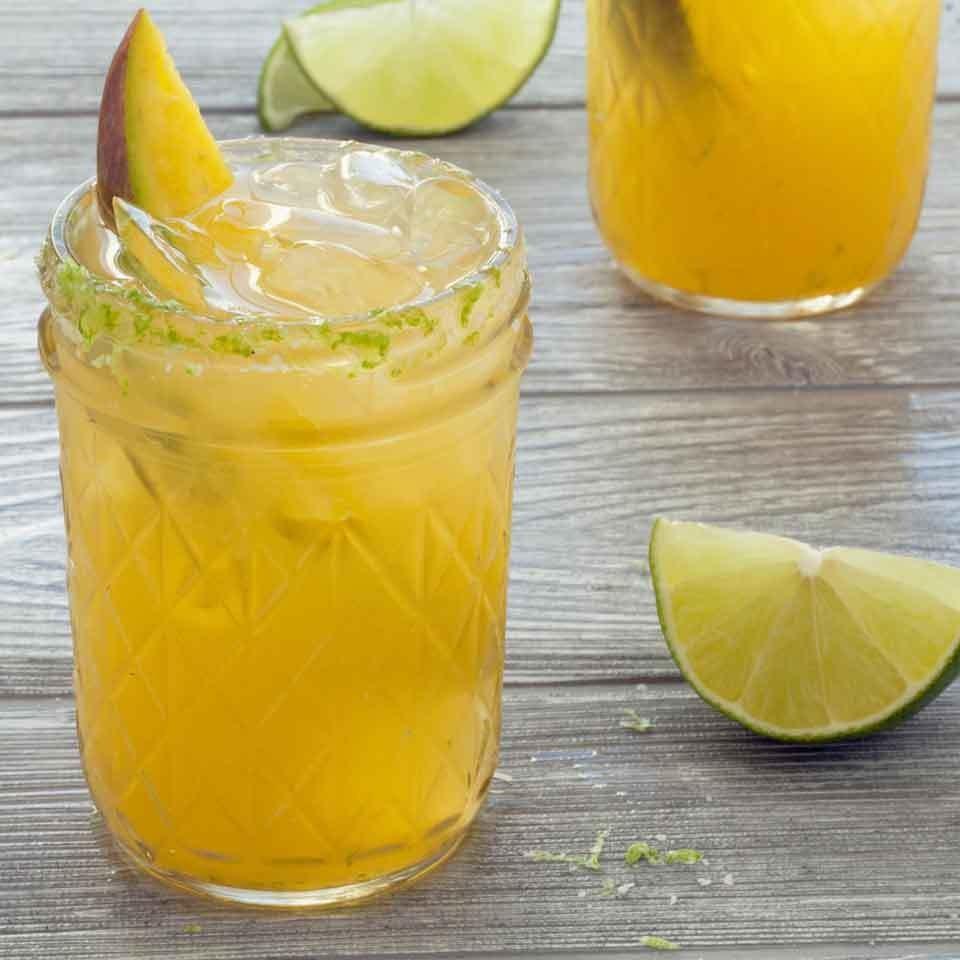 Mango Margaritas Recipe
