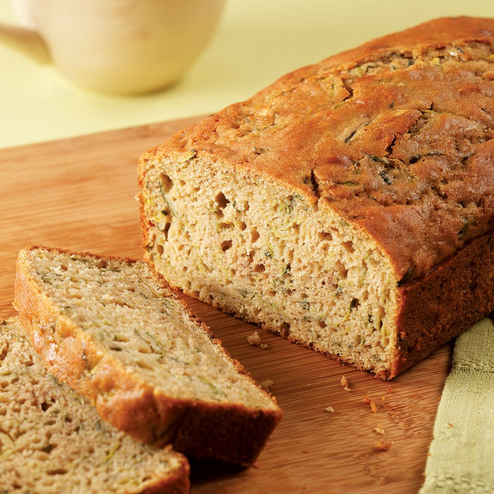 How to Make Healthy Zucchini Bread