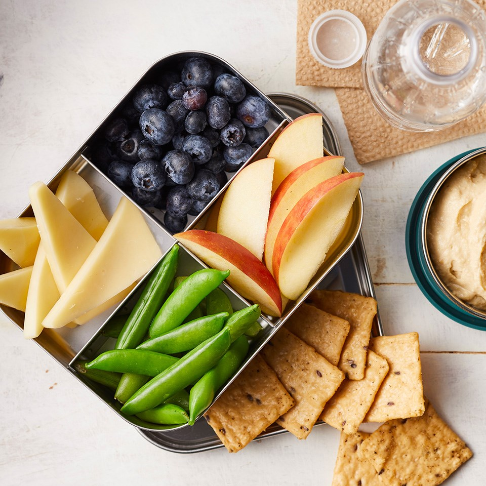 6 Ways to Pack a Clean-Eating Lunch