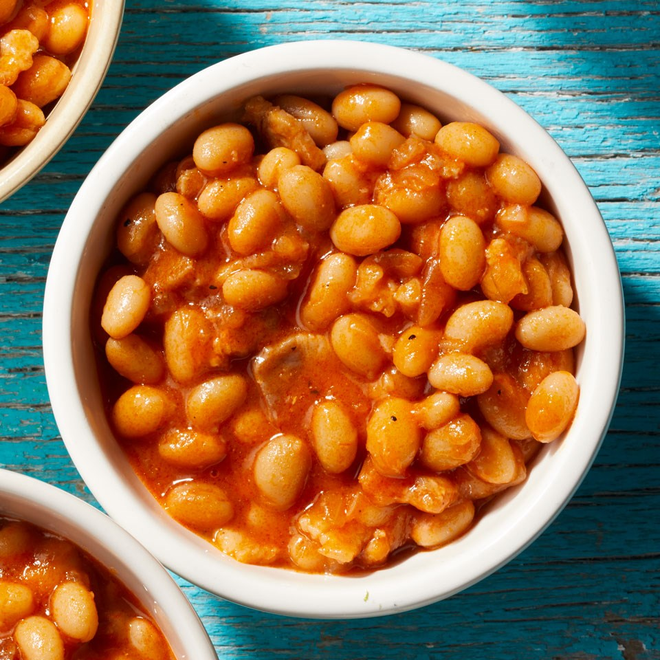 Five-Spice Baked Beans