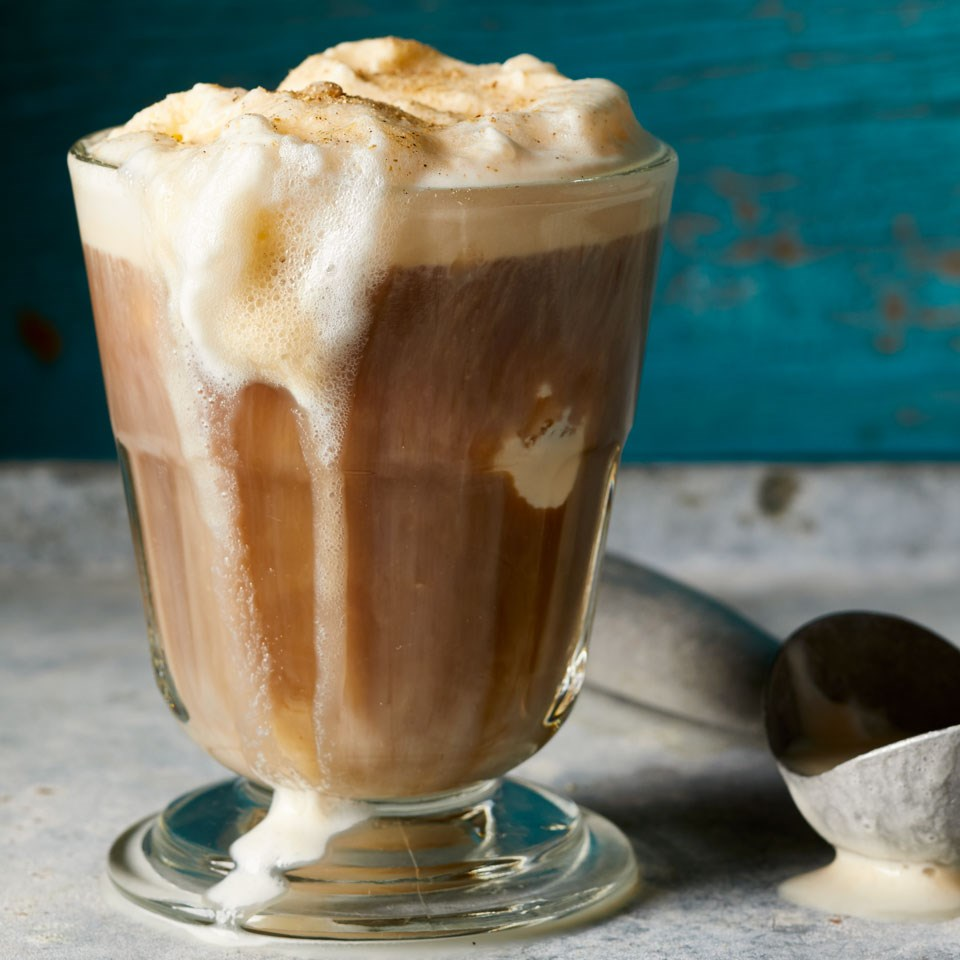 Turkish Coffee Float