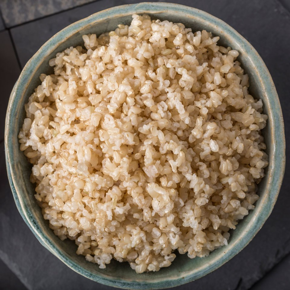 How to cook brown rice perfectly eatingwell even though brown rice takes a bit longer to cook than white rice its well worth the wait unrefined grains retain more vitamins minerals and ccuart Images