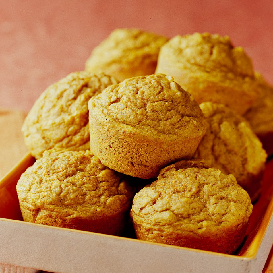 Apple-Pumpkin Muffins