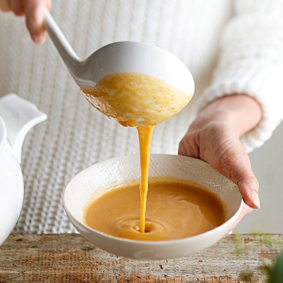 Pumpkin Spice Butternut Squash Soup
