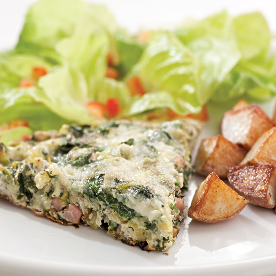 Ham Eggs green eggs ham frittata recipe eatingwell