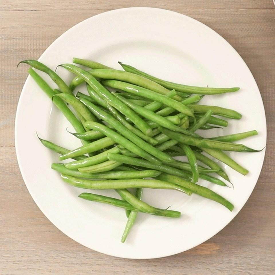 Sautéed Fresh Green Beans