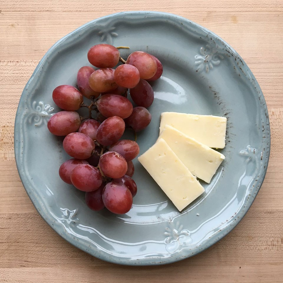 Grapes & Cheese