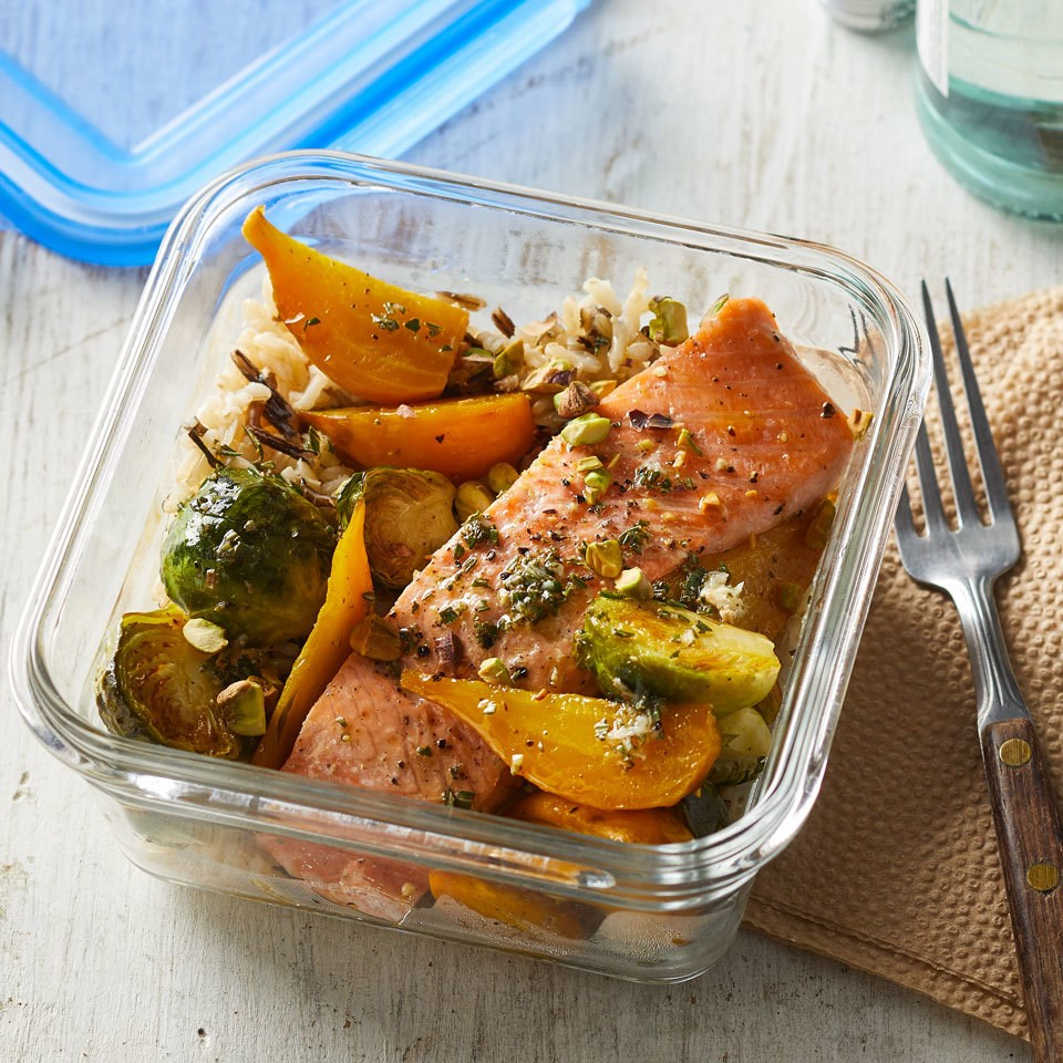 7-Day Superfood Lunch Plan to Pack for Work