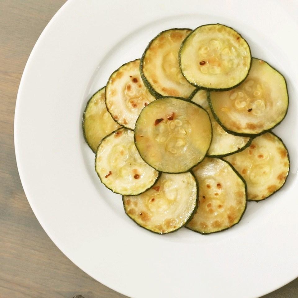 Sautéed Zucchini