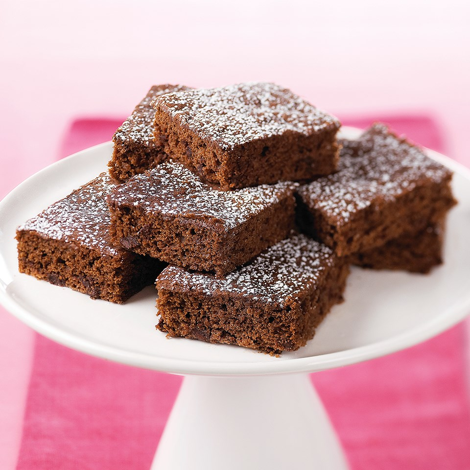 Quick & Easy Double Chocolate Brownies