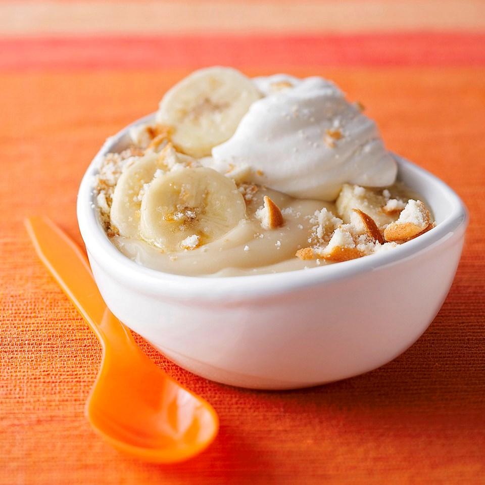 Banana Pudding Snack