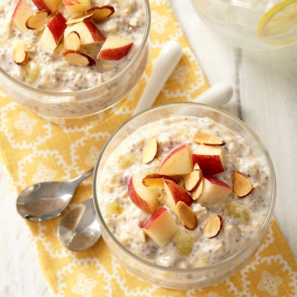 Yogurt Breakfast Pudding