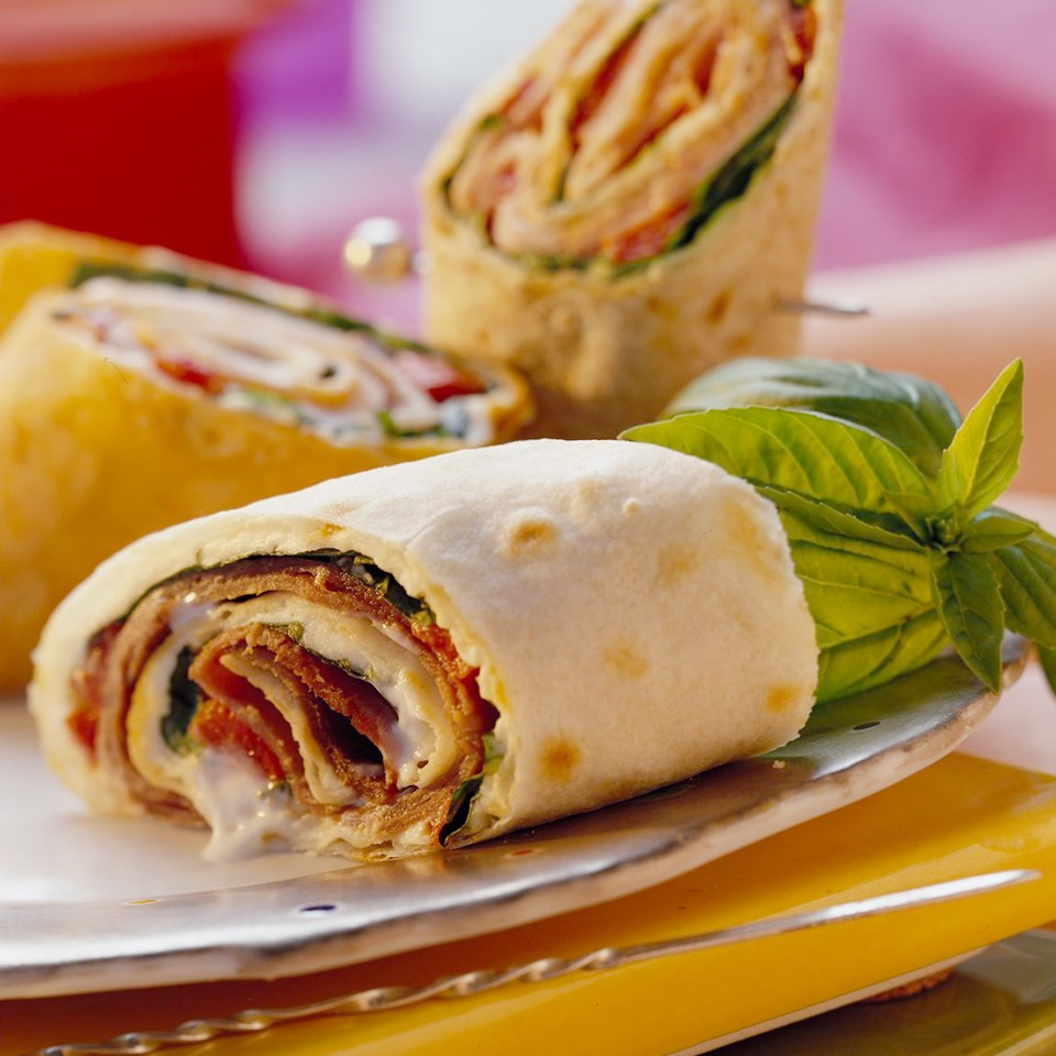 Touchdown Tortilla Wraps