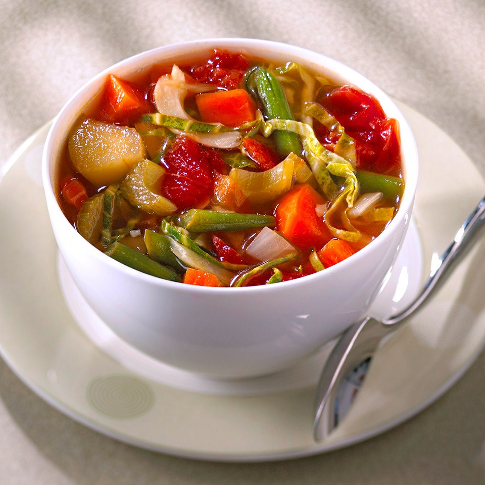 Versatile Vegetable Soup