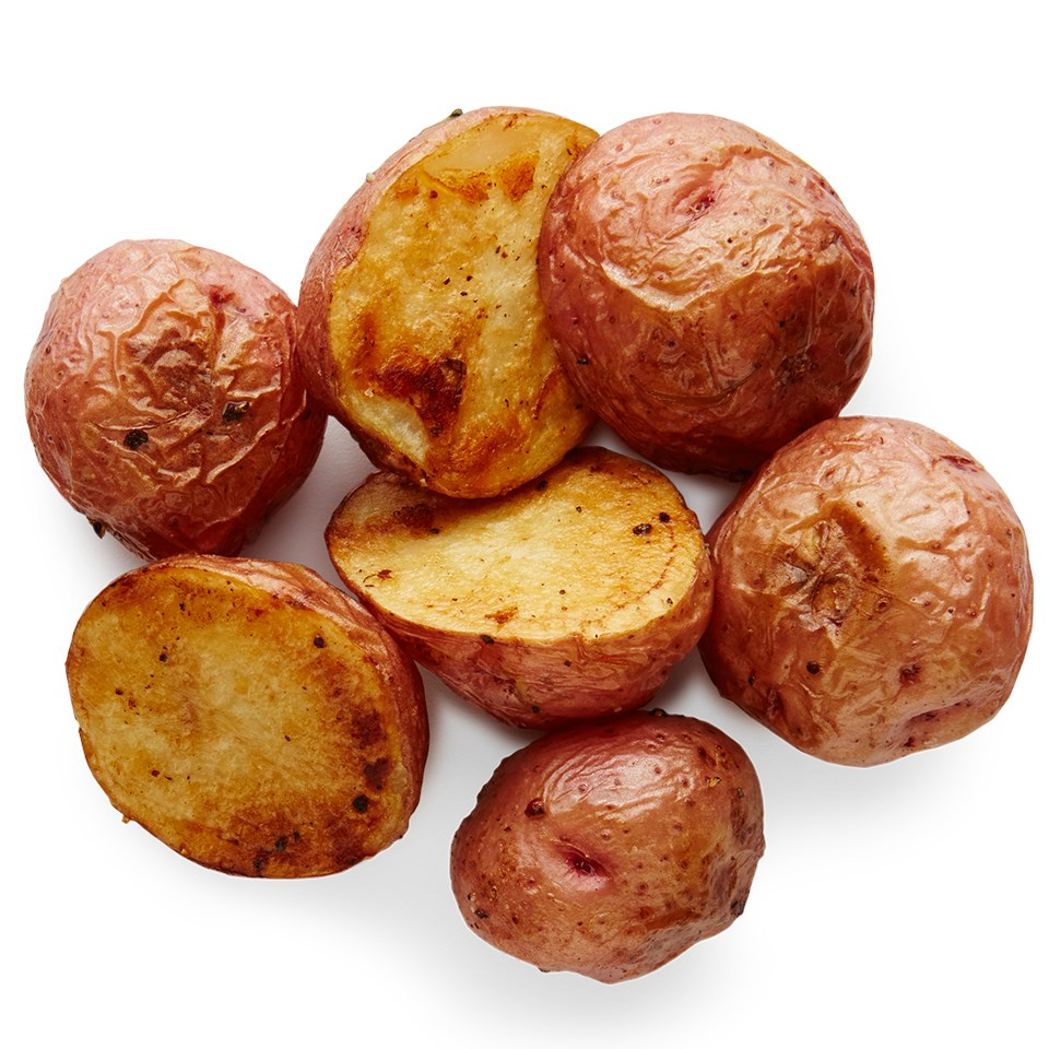 Roasted Red-Skinned Potatoes