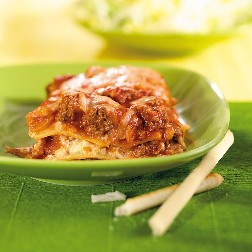 Layers of Lasagna