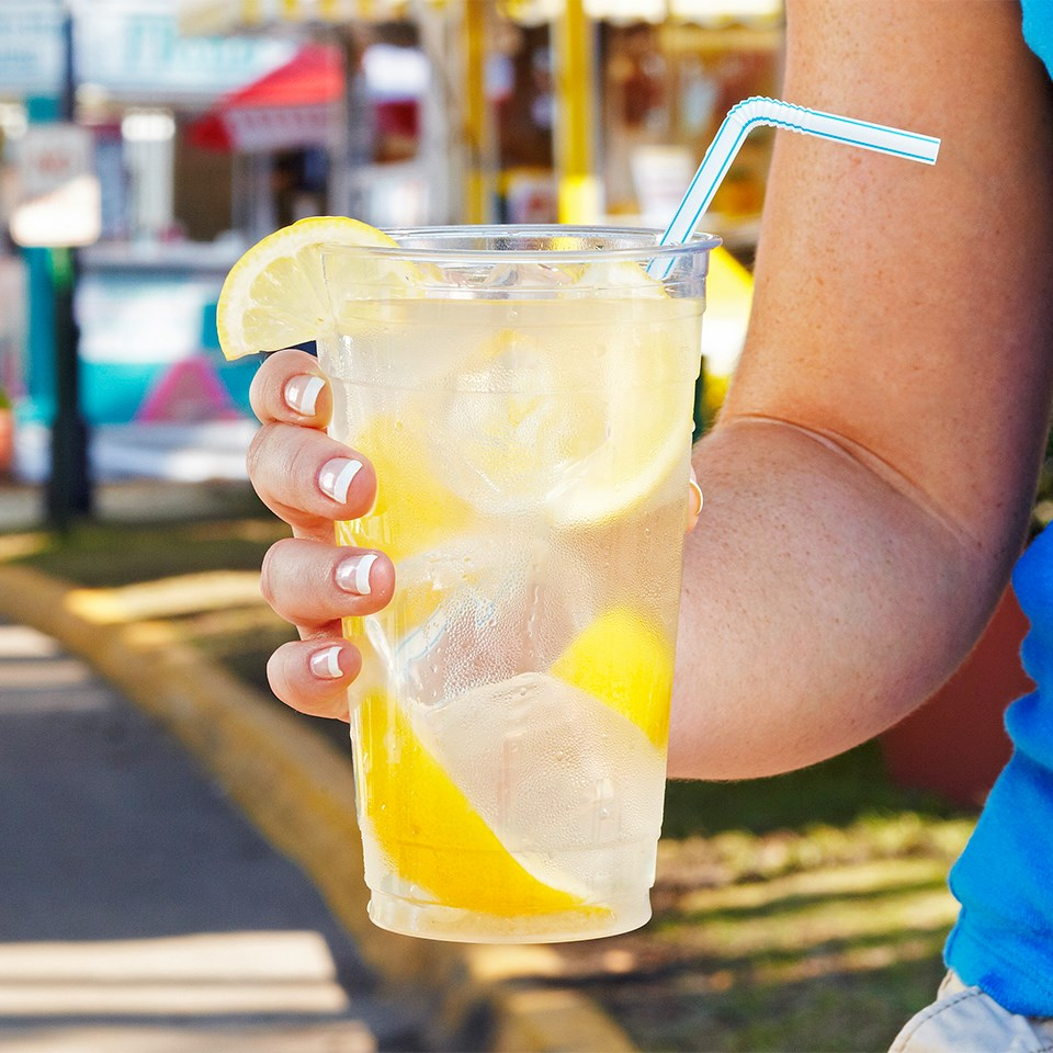 Lemonade Shake-Ups