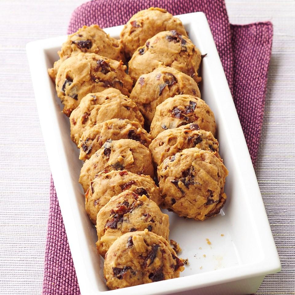 Plum Pudding Cookies