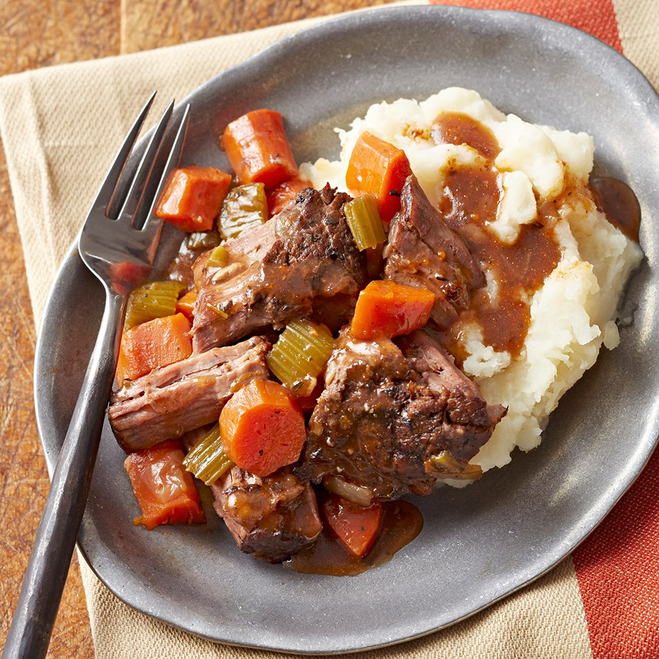 Fork-Tender Pot Roast