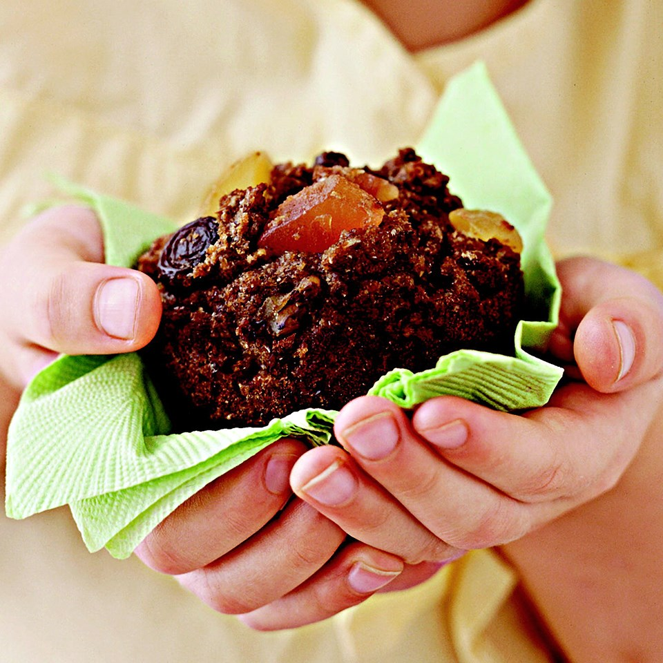 Best of Bran Muffins