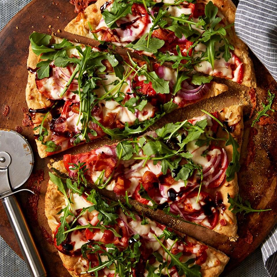 BLT Pizza