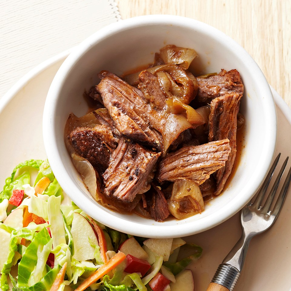 Coffee-Braised Brisket